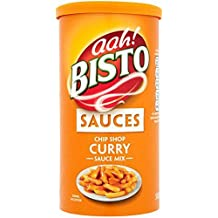 Bisto Sauces - Chip Shop Curry Sauce Mix - 300g - 2 Pack by Bisto