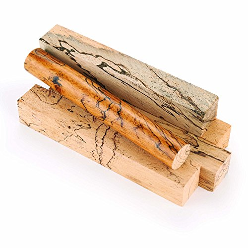Tamarind Wood - Tamarind, Spalted 3/4