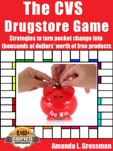 amazon com the cvs drugstore game strategies to turn pocket change