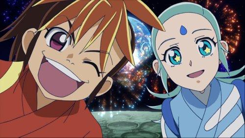Oh! Edo Rocket: Complete Series