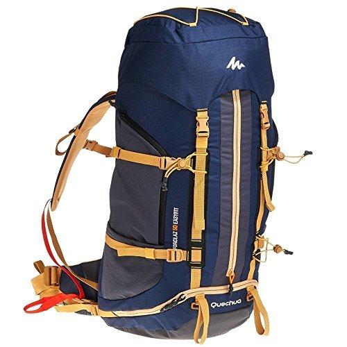Quechua Forclaz BackPack Trekking Easyfit Men's 50 Litres - Blue