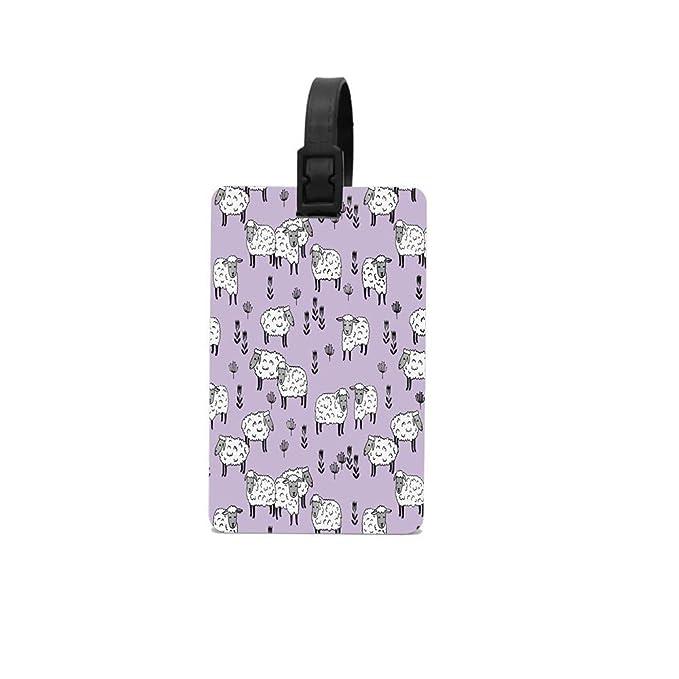 Amazon.com | ASLGlicenseplateframeFG Shining Corgi Luggage ...
