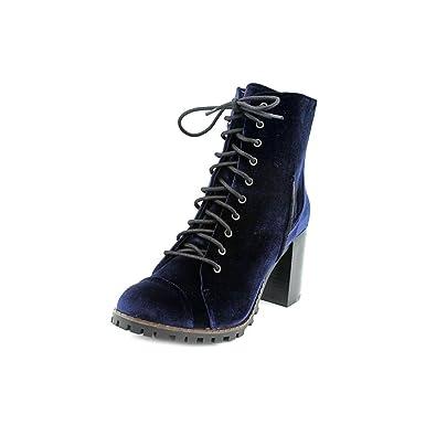 Allon Women US 11 Blue Ankle Boot