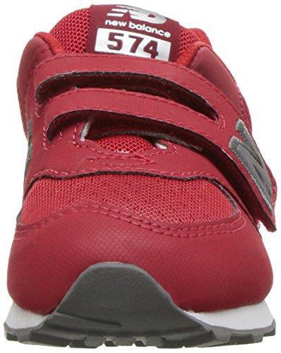 Petite New Sneakers Balance Garçon IV574D1 Rouge wwraTEx4yq