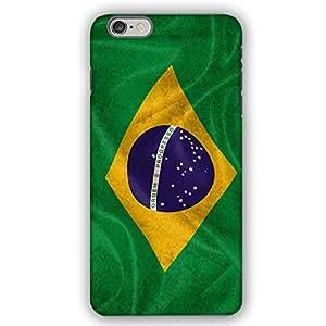 Brazil Brazilian Flag iPhone 6 Plus Armor Phone Case