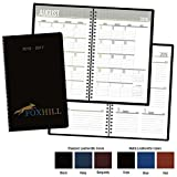 Personalized Academic Monthly and Weeekly Planners (Pack of 100 Planners Custom Printed with Your Logo) Kineticpromos #8106