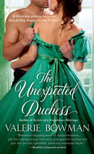 The Unexpected Duchess (Playful Brides Book 1) by [Bowman, Valerie]