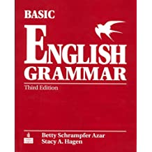 Basic English Grammar, with Audio CD Without Answer Key