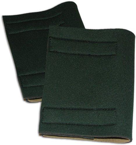 Caddis Adjustable Green Gravel Guards ()