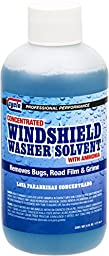 Cyclo C206 Concentrated Windshield Washer Solvent - Case of 24