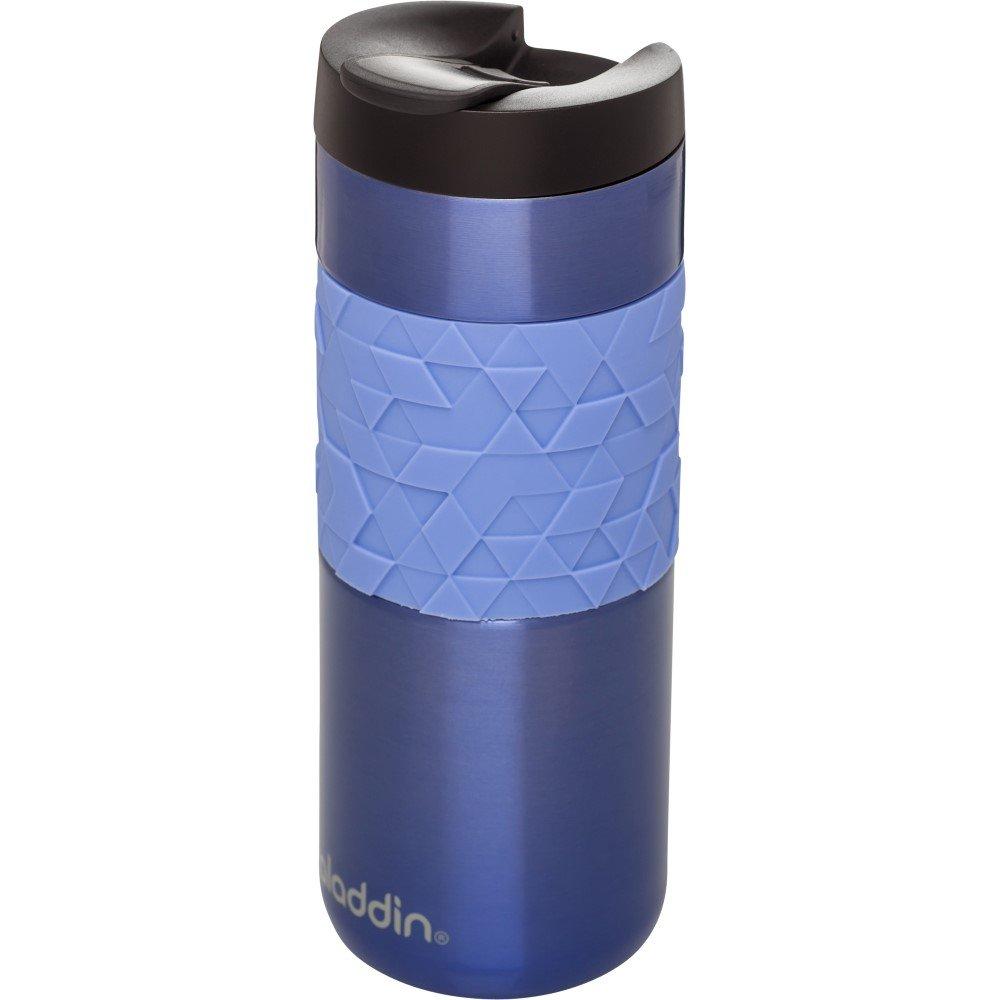 5637355b187 Aladdin 10-02679-001 16oz vacuum insulated, mug with sleeve Periwinkle