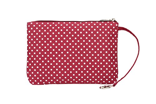 LANDHOUSE Women's Baby Diaper Nappy Bag Tote Redgray by LANDHOUSE redgray