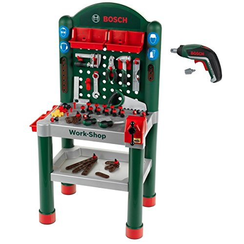 Theo Klein - Set de herramientas de juguete (Klein 8314)