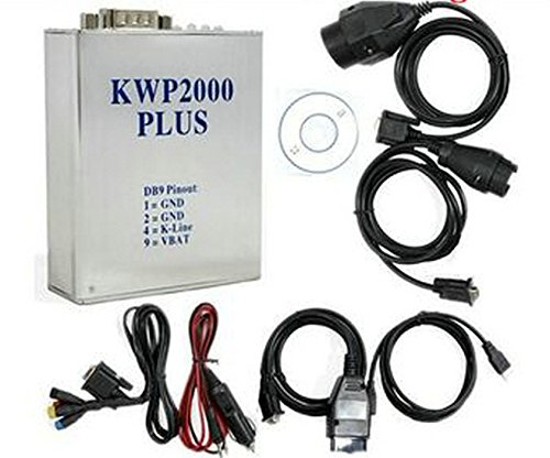 Kwp2000 Plus ECU Remap Flasher Obd2 ECU KWP 2000 Chip Tuning Tuner Eobd/ Obd2/obd Tunning Tool (Ecu 2000 compare prices)