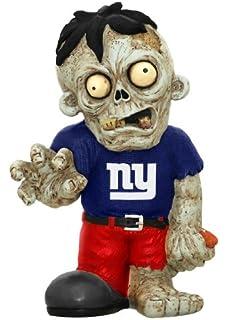 Amazon.com : MLB New York Mets Resin Zombie Figure Toy, One Size ...