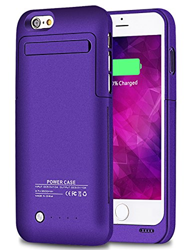 iPhone External Rechargeable Fantasic LLC%EF%BC%88Purple%EF%BC%89 product image