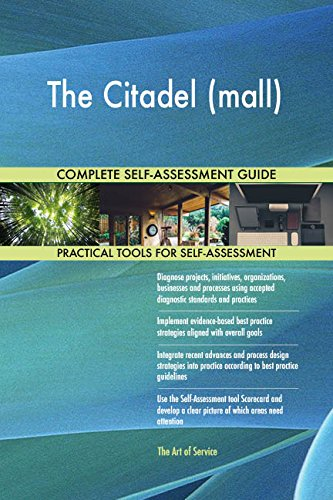 The Citadel (mall) Toolkit: best-practice templates, step-by-step work plans and maturity ()