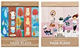 Crazy Cat Lady Sticky Tape Flags Page Flags by Girl