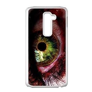 Dreadful bleeding eye Phone Case for LG G2