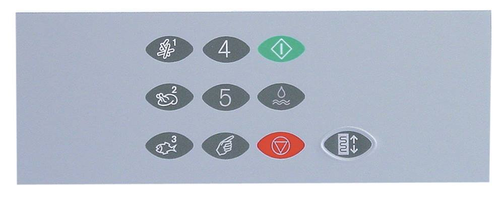 FriFri FFM31 - Protector de teclado para freidora: Amazon.es ...