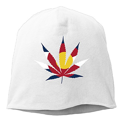 Used, Runningway Unisex Colorado Marijuana Flag Outdoor Trendy for sale  Delivered anywhere in Canada