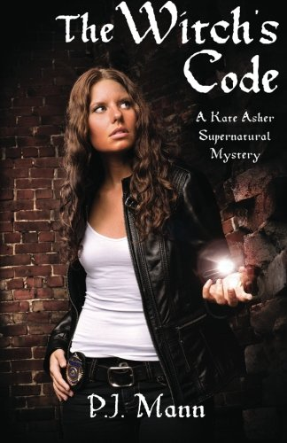 The Witch's Code: A Kate Asher Supernatural Mystery
