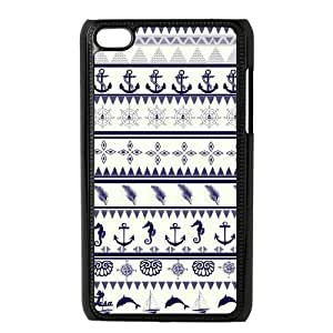 GTROCG Cute Pattern 9 Phone Case For Ipod Touch 4 [Pattern-1]