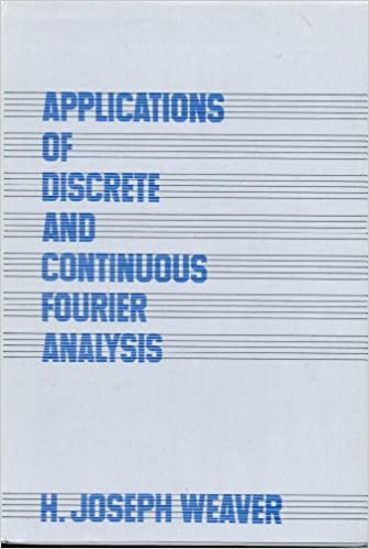 Applications of discrete and continous Fourier analysis
