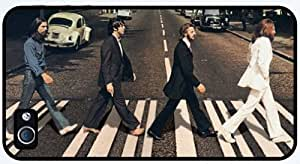 Beatles Abbey Road Apple Iphone 6 plus 6 plus Rubber Casecover Protector + Free Wristband Accessory