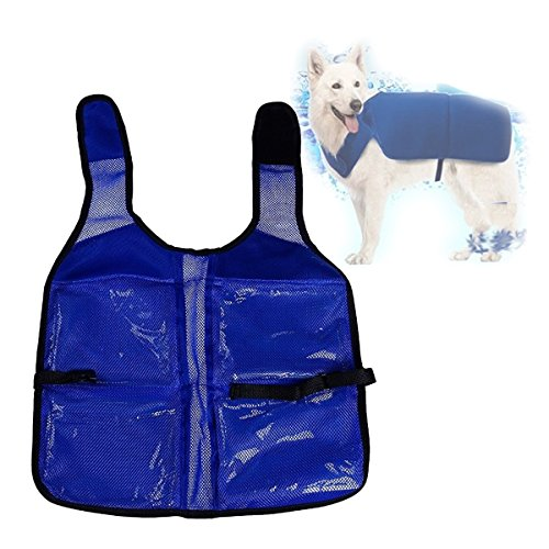 Dog cooling Coat Cooling Vest for Dogs (l) by Univegrow
