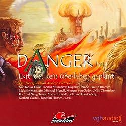 Exit-US. Kein Überleben geplant (Danger 1)