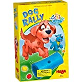 haba space - HABA Dog Rally Active Kids - an Active Get Up and Move Game for Ages 4+ (Made in Germany)