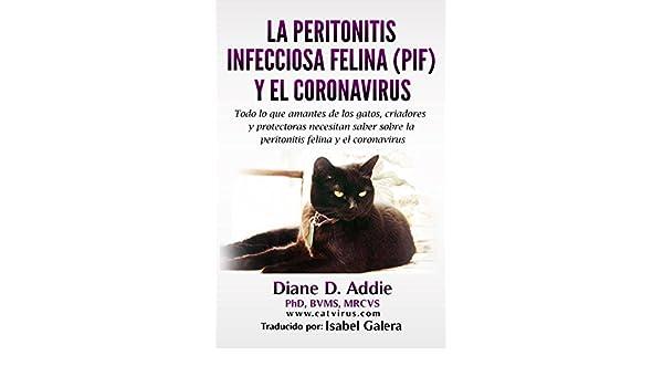 La peritonitis infecciosa felina (PIF) y el coronavirus: Todo lo que amantes de los gatos, criadores y protectoras necesitan saber sobre la peritonitis . ...