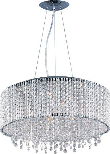 Spiral 10 Light Pendant - 3