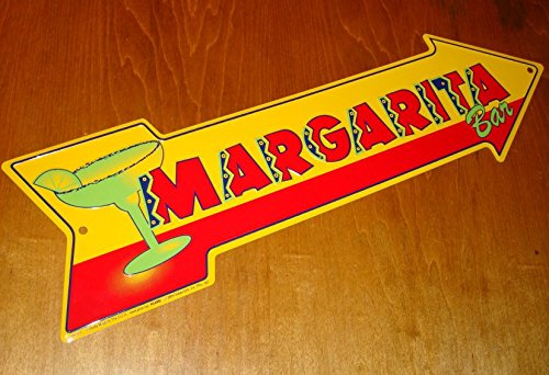 Arrow Switchplate - Margarita Bar Arrow Mexican Restaurant Directional Decor Sign