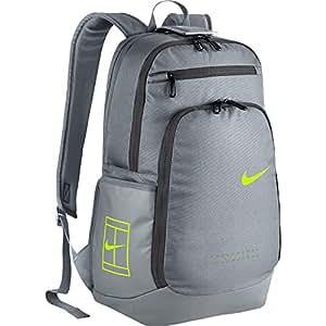 Nike Court Tech 2.0 Tennis Backpack Stealth Grey/Volt