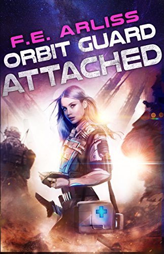 Orbit Guard Attached (Orbit Guard Sci-Fiction Romance Series Book 2)