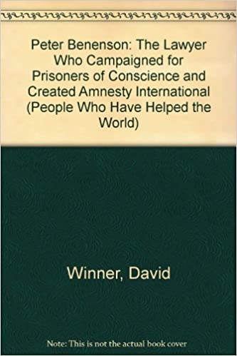 buy peter benenson the lawyer who campaigned for prisoners of