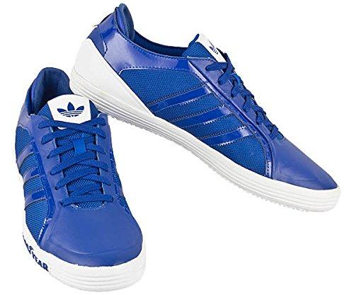 Adidas Goodyear Driver Vulc Herren Schuhe Blau Blau (Blau-Weiß)