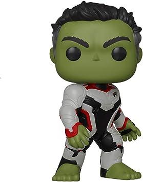 Horror-Shop Avengers Endgame - Hulk Funko Pop! Figura: Amazon.es: Juguetes y juegos