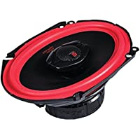 CERWIN VEGA V468 6-Inch x 8-Inch 400 Watts Max/75Watts RMS Power Handling 2-Way Coaxial Speaker Set