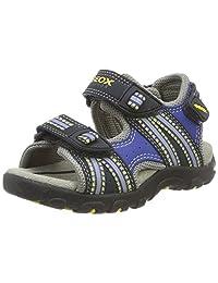 Geox Boy's JR Sandal Strada BOY Athletic Sandals