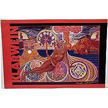 "RARE ""NATIVITY"" HAND-SIGNED MATI KLARWEIN 1991 ART PRINT"