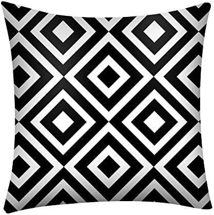 Arystk Pillow Case Polyester Sofa Car Print Cushion Cover Home Decor