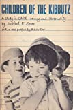 img - for Children of the Kibbutz: A Study in Child Training and Personality book / textbook / text book