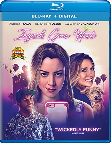 Ingrid Goes West [Blu-ray] ()