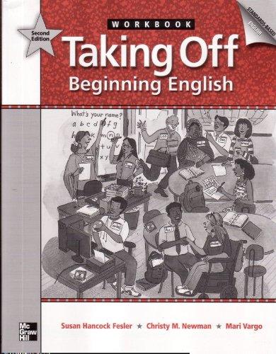 Taking Off, Beginning English, Workbook: 2nd edition