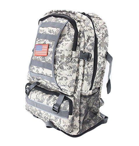 Military Digital Camouflage backpack (Digital Light Desert)