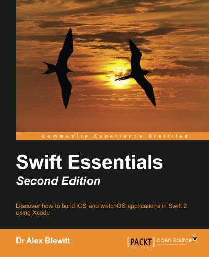 Swift Essentials - Second Edition by Packt Publishing - ebooks Account