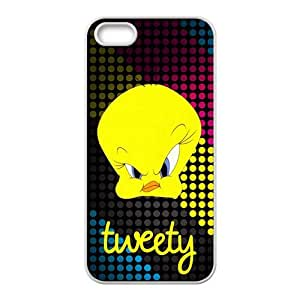 Tweety yellow duckling Cell Phone Case for iPhone 5S